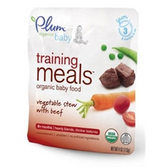 Plum Organics 3rd Stage Baby Food - Vegetable Stew with Beef