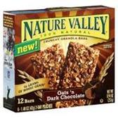 Nature Valley Crunchy Dark Chocolate Granola Bar -6 pk