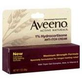 Aveeno Anti Itch Hydrocortisone Cream - 1 Oz
