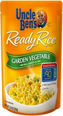 Uncle Ben's Ready Rice - Garden Vegetable -8.8oz