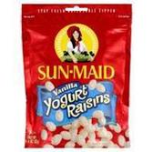 Sun Maid Raisins Yogurt Vanilla