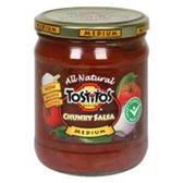 Tostitos Chunky Salsa Medium -15 oz