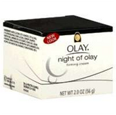 Olay Active Hydrating Night Cream - 2 Oz