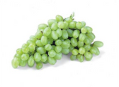 Seedless White Grapes - lb