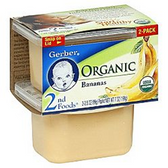 Gerber Organic 2nd Food -  Banana