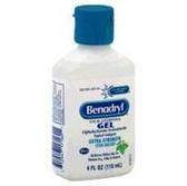 Benadryl Itch Stop Maximum Strength Gel - 4 Fl. Oz.