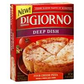 Digiorno For One Four Cheese Deep Dish-7.5 oz