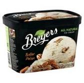 Breyers Butter Pecan Ice Cream -1.5 qt