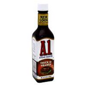 A1 Steak Sauce Thick & Hearty -10 oz
