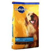Pedigree Mealtime Small Crunchy Bites Beef Dry Dog Food - 20 Lb