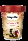Haagen-Dazs - Banana Split -16oz