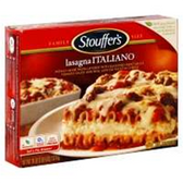 Stouffer's Frozen Family Size Lasagna Italiano - 38 oz