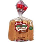 Sara Lee Soft Smooth Wheat Hotdog Buns -8 ct