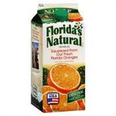 Florida's Natural Original Orange Juice- 59 oz