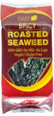 Ocean Snack - Spicy Roasted Seaweed -.35oz