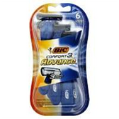Bic Shavers Comfort 3 Advance - 4 Count
