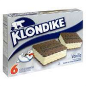 Klondike Big Bar Ice Cream Sandwiches - 6 pk