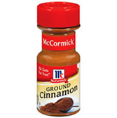 McCormick Ground Cinnamon -2.37 oz
