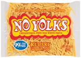 No Yolks - Kluski -8oz