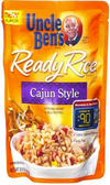 Uncle Ben's Ready Rice - Cajun Style -8.8oz