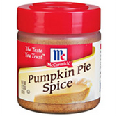 McCormick Specialty Pumpkin Pie Spice -1.12 oz