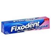 Fixodent Regular Denture Adhesive Cream - 2.4 Oz