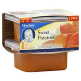 Gerber Baby First Food - Sweet Potatoes