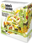Helen's Kitchen Fiesta Black Bean Bowl -1 entrée