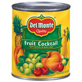 Delmonte Heavy Syrup Fruit Cocktail - 15.25 oz