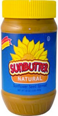 Sun Butter Sunflower Seed Spread - Natural -16oz