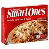 Weight Watchers Frozen Food Smart Ones SantaFe Rice & Beans-10oz