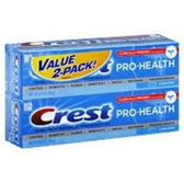 Crest Pro HealthTwin Pack Clean Mint - 2-6 Oz