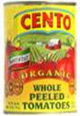 Amore Cento - Whole Peeled Tomatoes -24oz