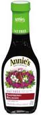 Annie's - Fat Free Raspberry Balsamic Vinaigrette -8oz