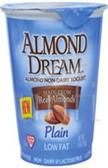 Almond Dream Yogurt - Plain -6oz