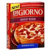 Digiorno Deep Dish Pepperoni Pizza -29 oz