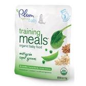 Plum Organics 3rd Stage Baby Food - Multigrain Super Greens