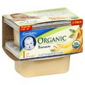 Gerber Organics First Food -  Banana