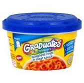 Gerber Graduates Lil Meals Spaghetti With Mini Meatballs - 6 oz