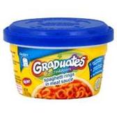 Gerber Graduates Lil Meals Spaghetti With Mini Meatballs - 6 oz