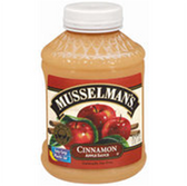 Musselman's Cinnamon Apple Sauce -48 oz