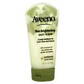 Aveeno Skin Brightening Daily Scrub - 5 Oz