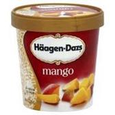 Haagen Dazs Mango Ice Cream - 14 oz