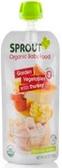 Sprout Organic - Garden Vegetable with Turkey -4.5oz