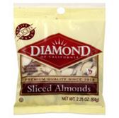 Diamond Sliced Almonds - 2.25 oz
