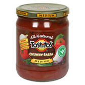 Tostitos Chunky Salsa Medium -24 oz