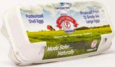 Davidson's Safest Choice - Pasteurized Eggs -12ct