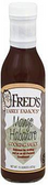 Fred's Fairly Famous Mango Habanero Cooking Sauce -14.5oz