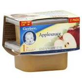 Gerber Baby First Food - Apples