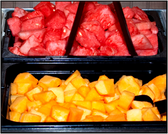 Fresh Bulk Fruit Bar - lb